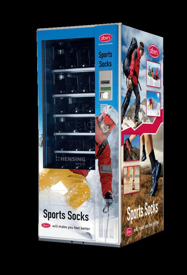 Socken Automat albers Sport Socken