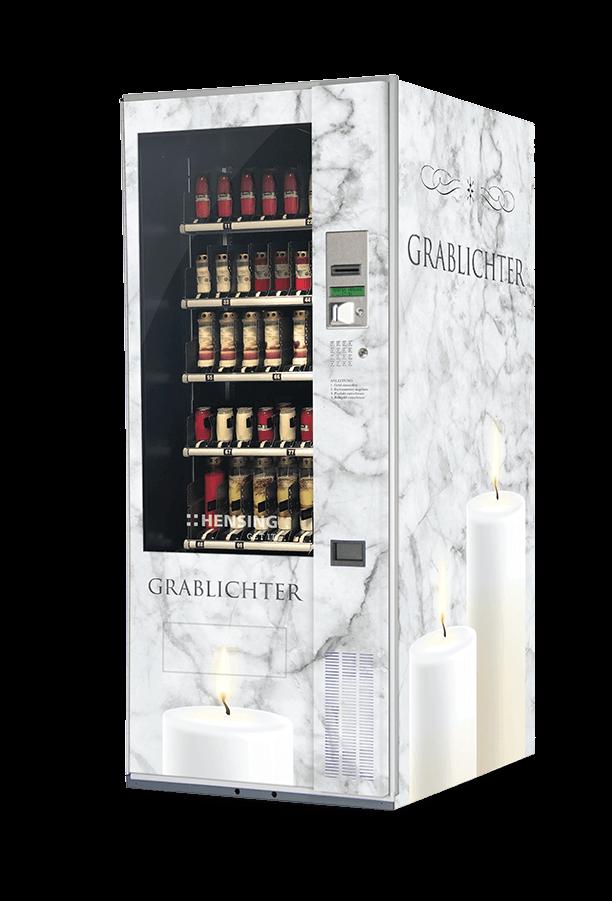 Grablichter Automat