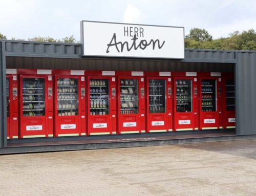 """Automaten Supermarkt: """"Herr Anton"""" aus Emsdetten"""