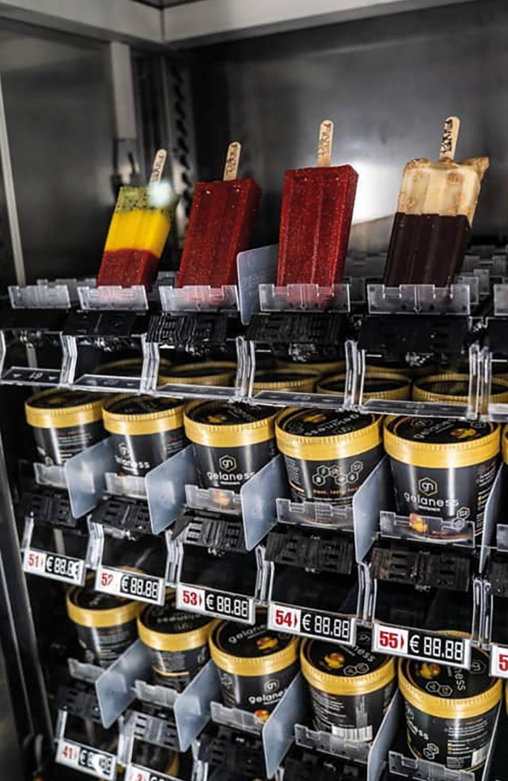 Eis Automat Ice