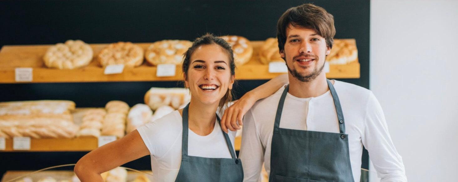 Portrait Bäckerei